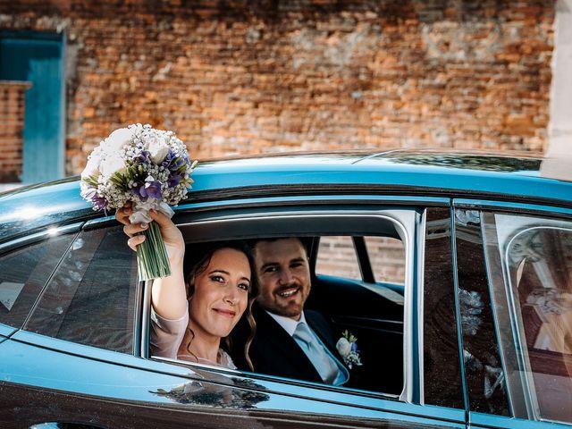 Il matrimonio di Mattia e Patrizia a Noale, Venezia 14
