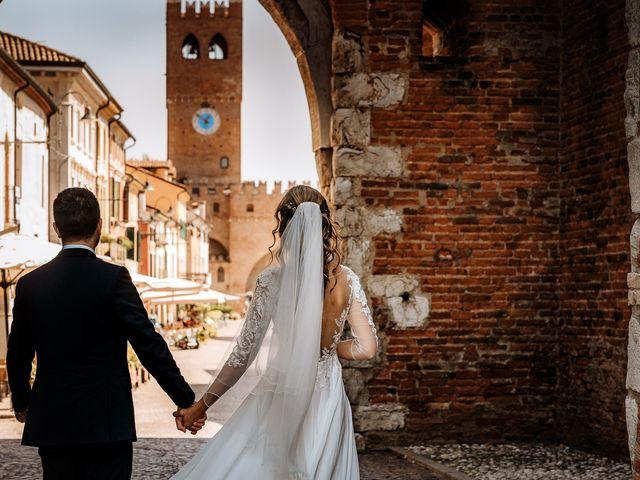 Il matrimonio di Mattia e Patrizia a Noale, Venezia 15