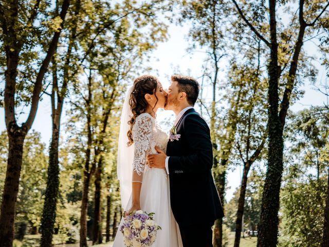 Le nozze di Patrizia e Mattia