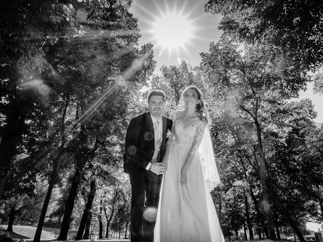 Il matrimonio di Mattia e Patrizia a Noale, Venezia 16