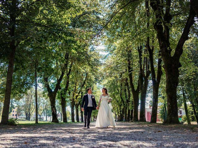 Il matrimonio di Mattia e Patrizia a Noale, Venezia 17
