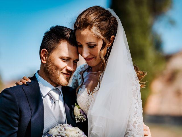 Il matrimonio di Mattia e Patrizia a Noale, Venezia 18