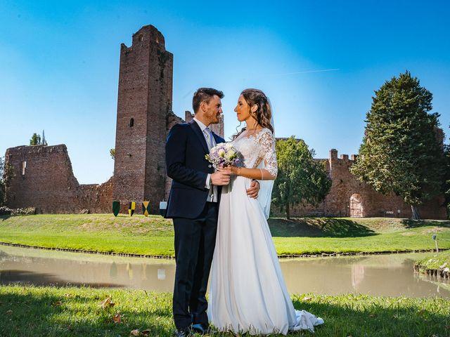 Il matrimonio di Mattia e Patrizia a Noale, Venezia 19