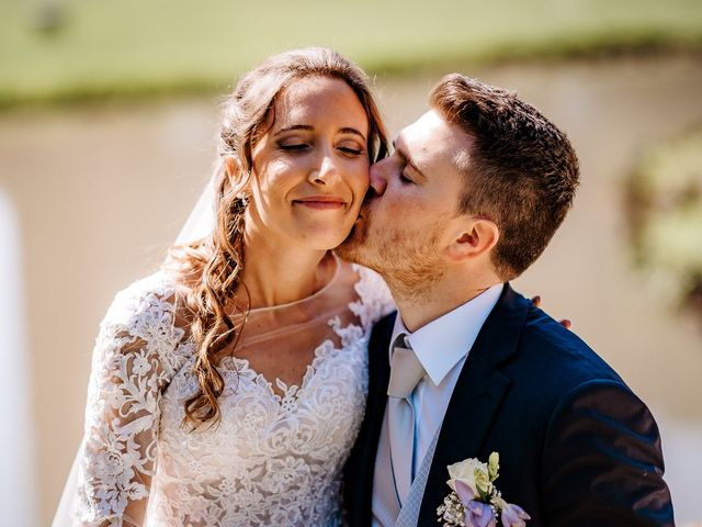 Il matrimonio di Mattia e Patrizia a Noale, Venezia 20