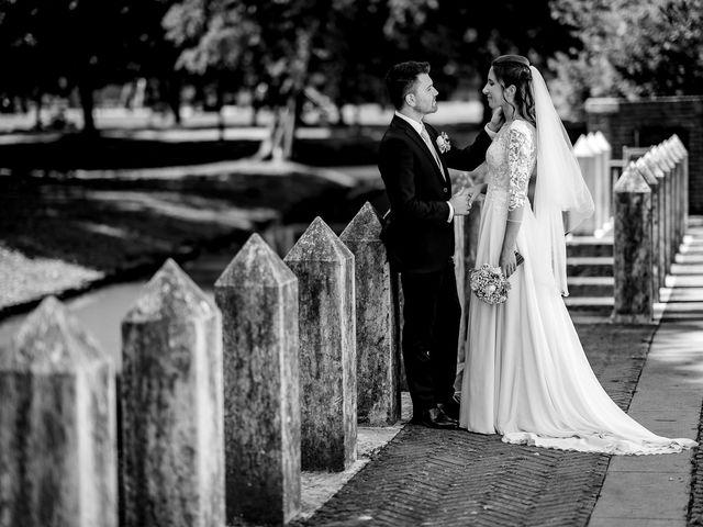 Il matrimonio di Mattia e Patrizia a Noale, Venezia 22
