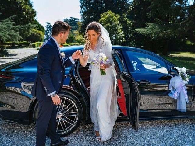 Il matrimonio di Mattia e Patrizia a Noale, Venezia 23