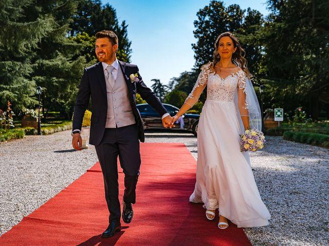 Il matrimonio di Mattia e Patrizia a Noale, Venezia 24