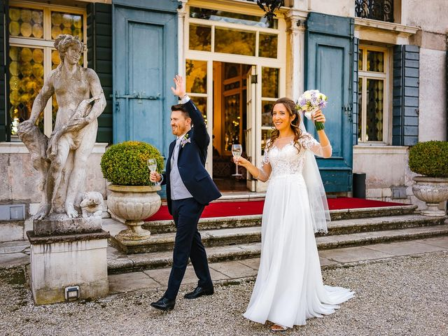 Il matrimonio di Mattia e Patrizia a Noale, Venezia 25
