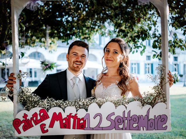 Il matrimonio di Mattia e Patrizia a Noale, Venezia 36