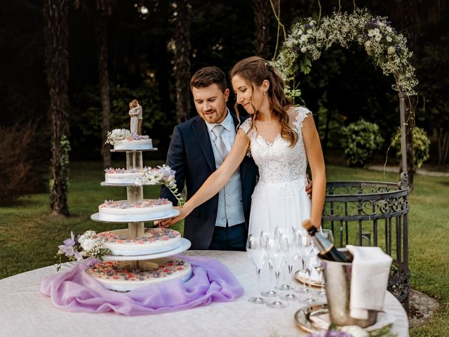 Il matrimonio di Mattia e Patrizia a Noale, Venezia 37