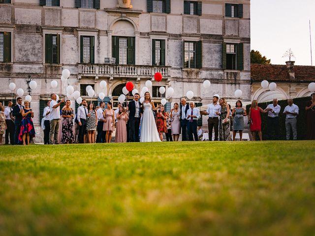 Il matrimonio di Mattia e Patrizia a Noale, Venezia 38