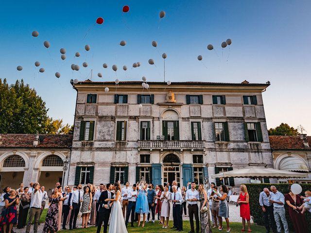 Il matrimonio di Mattia e Patrizia a Noale, Venezia 39