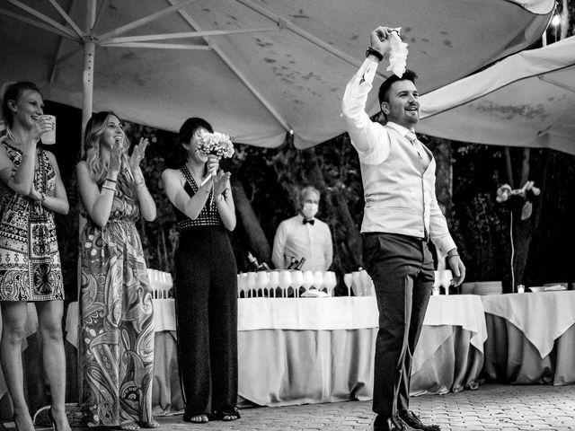 Il matrimonio di Mattia e Patrizia a Noale, Venezia 42
