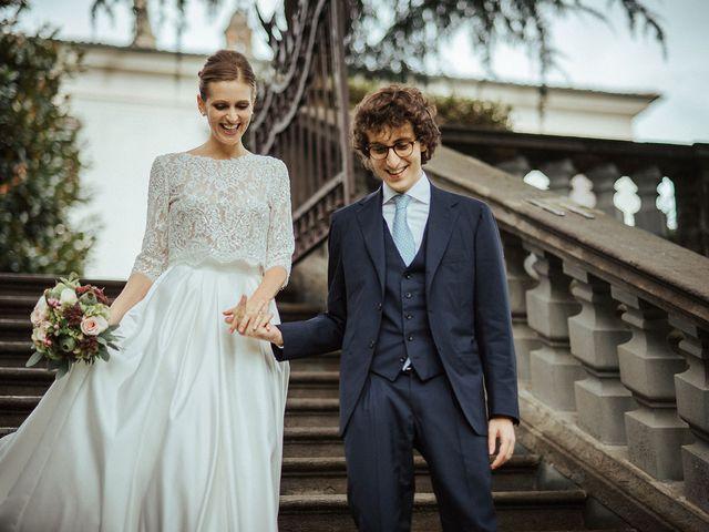 Il matrimonio di Rodolfo e Anna a Bergamo, Bergamo 54