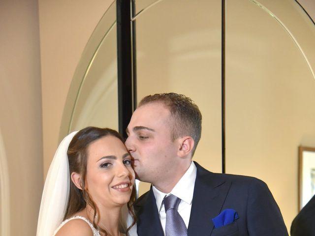 Il matrimonio di Davide e Giovanna a Gubbio, Perugia 31