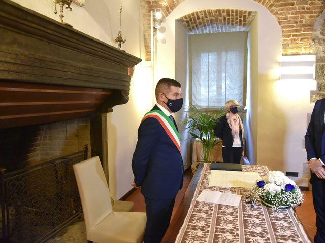Il matrimonio di Davide e Giovanna a Gubbio, Perugia 35