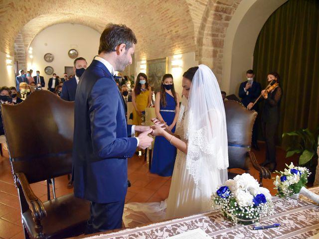 Il matrimonio di Davide e Giovanna a Gubbio, Perugia 36