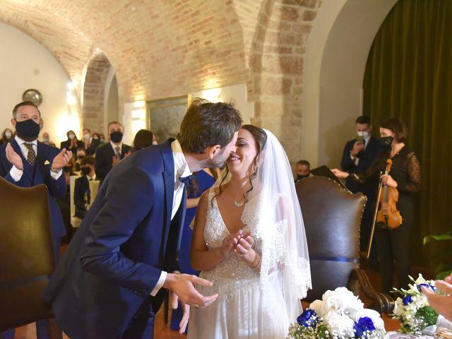 Il matrimonio di Davide e Giovanna a Gubbio, Perugia 38