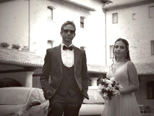 Il matrimonio di Davide e Giovanna a Gubbio, Perugia 42