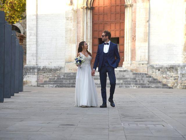 Le nozze di Giovanna e Davide