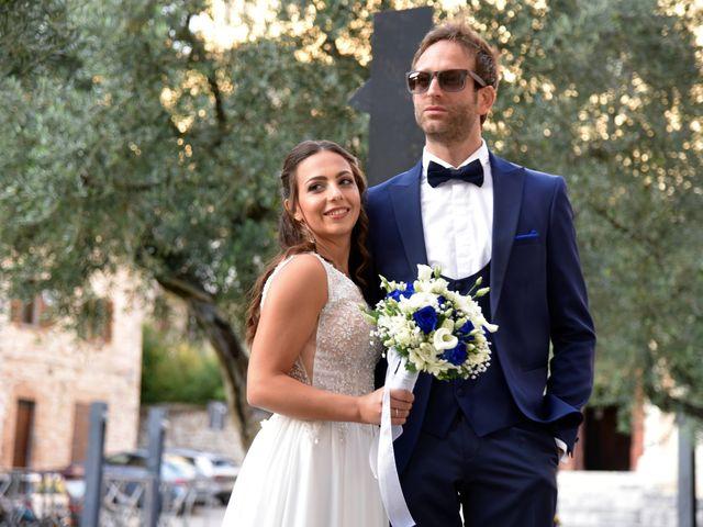 Il matrimonio di Davide e Giovanna a Gubbio, Perugia 48