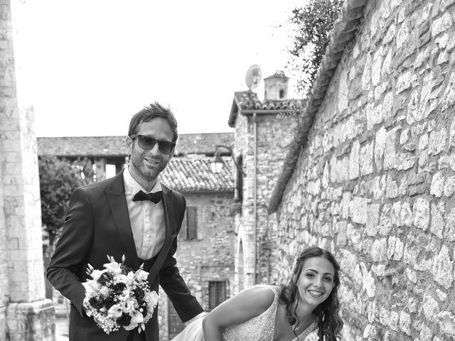 Il matrimonio di Davide e Giovanna a Gubbio, Perugia 49