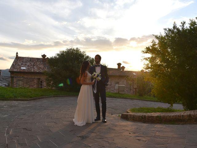 Il matrimonio di Davide e Giovanna a Gubbio, Perugia 50