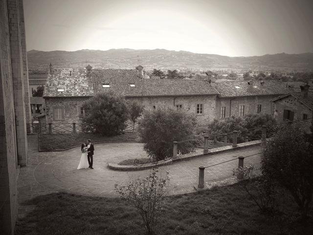 Il matrimonio di Davide e Giovanna a Gubbio, Perugia 52