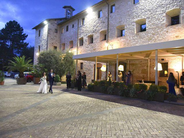 Il matrimonio di Davide e Giovanna a Gubbio, Perugia 61
