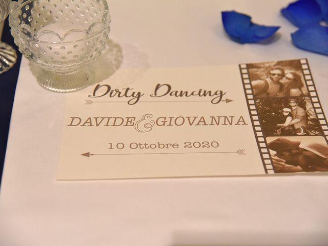 Il matrimonio di Davide e Giovanna a Gubbio, Perugia 67