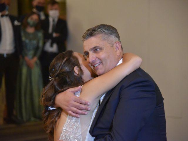 Il matrimonio di Davide e Giovanna a Gubbio, Perugia 78