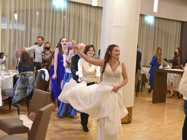 Il matrimonio di Davide e Giovanna a Gubbio, Perugia 80