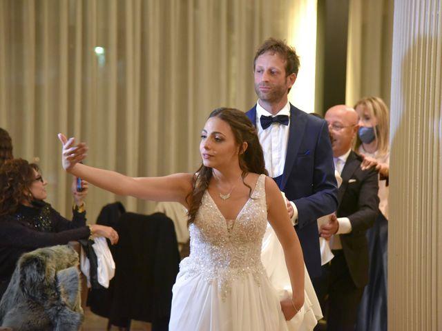 Il matrimonio di Davide e Giovanna a Gubbio, Perugia 81
