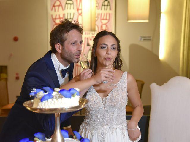 Il matrimonio di Davide e Giovanna a Gubbio, Perugia 87
