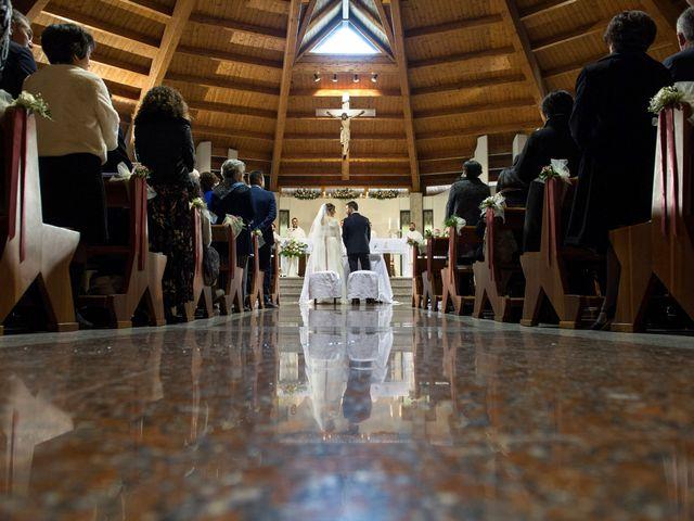 Il matrimonio di Stefano e Elisabetta a Correggio, Reggio Emilia 12