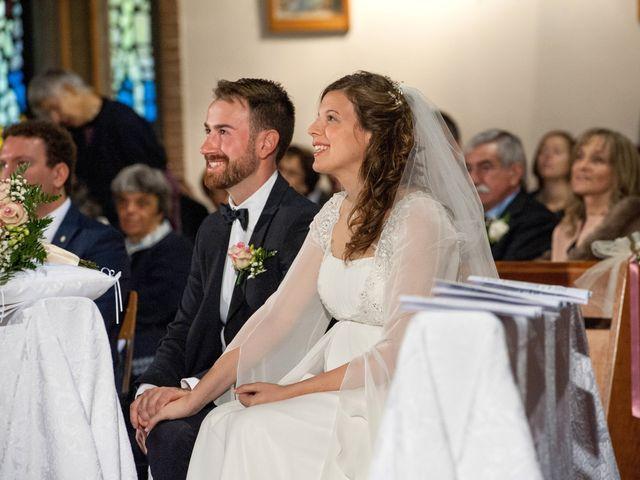 Il matrimonio di Stefano e Elisabetta a Correggio, Reggio Emilia 14