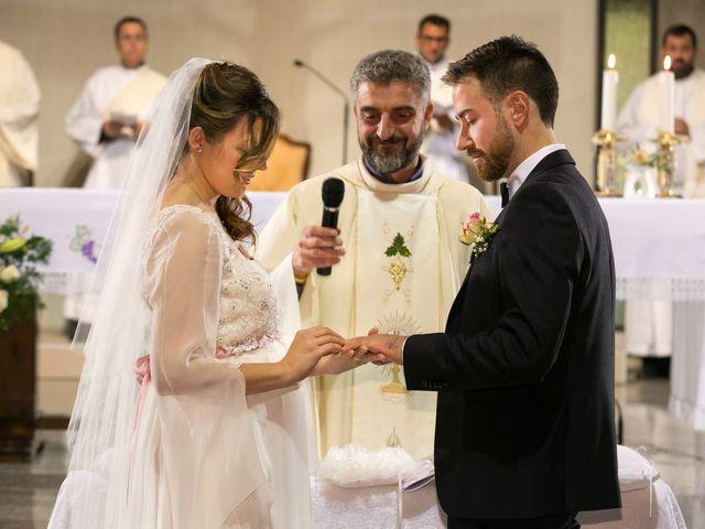 Il matrimonio di Stefano e Elisabetta a Correggio, Reggio Emilia 17