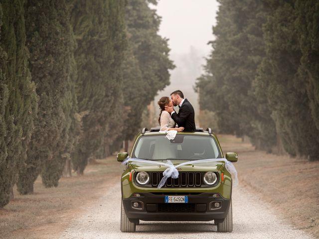 Il matrimonio di Stefano e Elisabetta a Correggio, Reggio Emilia 33