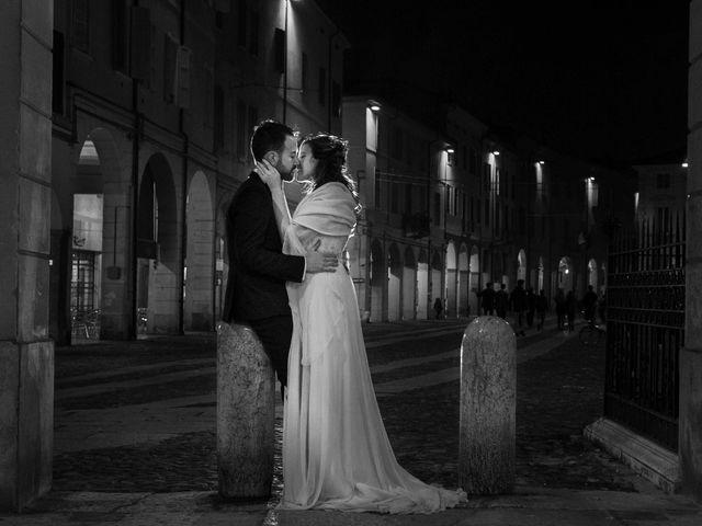 Il matrimonio di Stefano e Elisabetta a Correggio, Reggio Emilia 40