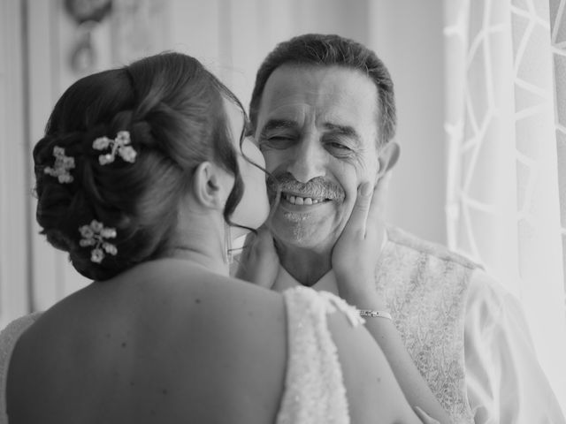 Il matrimonio di Salvatore e Carmen a Pisticci, Matera 11