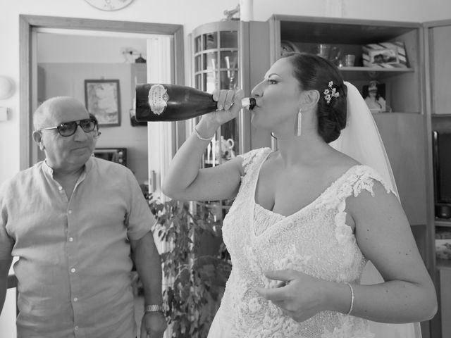 Il matrimonio di Salvatore e Carmen a Pisticci, Matera 1