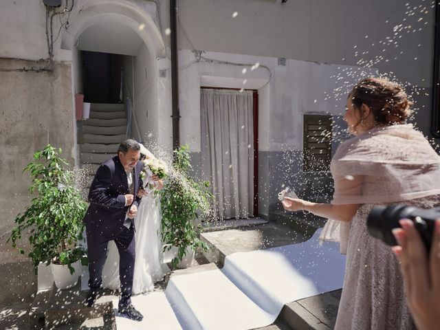 Il matrimonio di Salvatore e Carmen a Pisticci, Matera 15