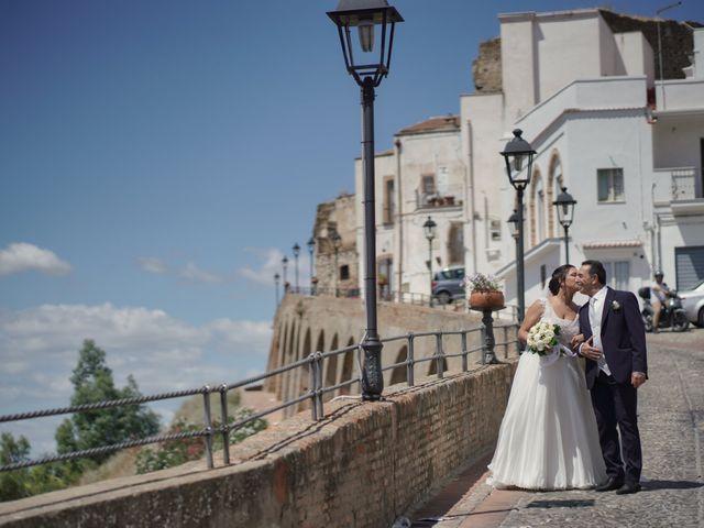 Il matrimonio di Salvatore e Carmen a Pisticci, Matera 16