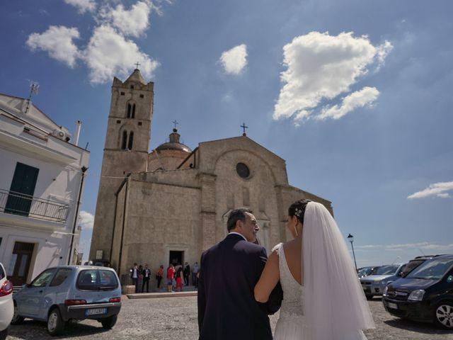 Il matrimonio di Salvatore e Carmen a Pisticci, Matera 17