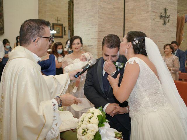 Il matrimonio di Salvatore e Carmen a Pisticci, Matera 19