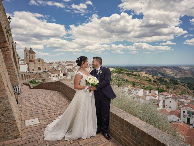 Il matrimonio di Salvatore e Carmen a Pisticci, Matera 22