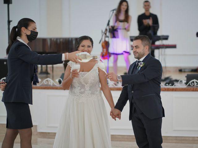 Il matrimonio di Salvatore e Carmen a Pisticci, Matera 29