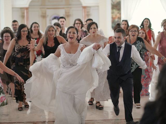Il matrimonio di Salvatore e Carmen a Pisticci, Matera 33