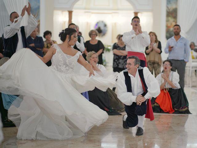 Il matrimonio di Salvatore e Carmen a Pisticci, Matera 42