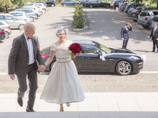 Il matrimonio di Andrea e Michela a Bussolengo, Verona 28